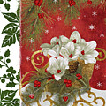 Blooming Christmas II by Mindy Sommers