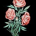 Blossom In High Spirit #3 by Mbonu Emerem