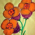 Blossom In High Spirit #6 by Mbonu Emerem