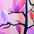 Blossoming Branches by Jilian Cramb - AMothersFineArt