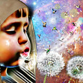 Blowing Blessings by Dolores Develde