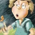 Blowing In The Wind by Hank Nunes