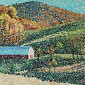 Blowing Rock Impressionist by Tommy Midyette