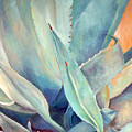 Blue Agave Family by Athena Mantle