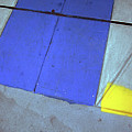 Blue And Yellow by Guy Ciarcia