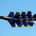 Blue Angels 1-4 by Strato ThreeSIXTYFive