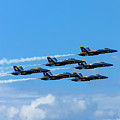Blue Angels IIi by Greg Reed