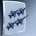 Blue Angels - Oof by Brian Wallace