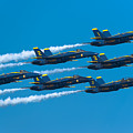 Blue Angels by Sebastian Musial
