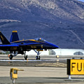 Blue Angels Taking Flight by Gigi Ebert