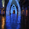 Blue Arch by Jez C Self