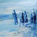 Hoodoos  by Aline Halle-Gilbert