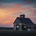 Blue Barn by David Jilek