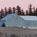 Blue Barn by Susan Arness