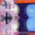 Blue Barrells I by Betsy Derrick