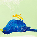 Blue Bird by Stefanie Forck