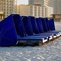 Blue Blocker by Michael Thomas