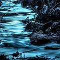 Blue Blur by Dean Turlington