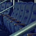 Blue Box Seats by JAMART Photography