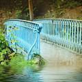 Blue Bridge by Svetlana Sewell