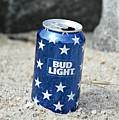 Blue Bud Light by Trish Tritz
