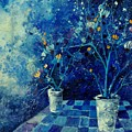 Blue Bunch by Pol Ledent