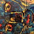 Blue Cat by Kyle Braund