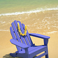 Blue Chair by Dana Edmunds - Printscapes