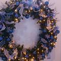 Blue Christmas by Florene Welebny