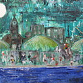 Blue City by Antonio Raul