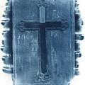 Blue Cross by Jane Linders
