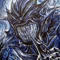 Blue Demon by Anthony Plaza