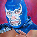 Blue Demon by Nancy Almazan