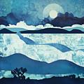 Blue Desert by Spacefrog Designs