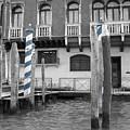 Blue Docks by Dylan Punke