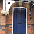 Blue Door At 49 High by David A James
