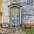 Blue Door by James Conway