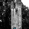 Blue Door Tower by Amy Sorvillo