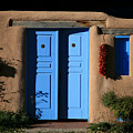 Blue Doors by Timothy Johnson
