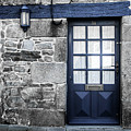 Blue Doorway by Helen Northcott