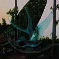 Blue Dragon-detail by Ivan Rijhoff