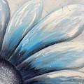 Blue Flower by Janette Legg