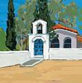 Blue Gate by Sarah Gillard