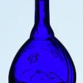 Blue Ginny by Guy Shultz