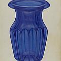 Blue Glass by Nicholas Amantea