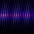 Blue Grid by Francesa Miller