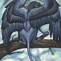 Blue Griffin by Jennifer Hotai