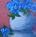 Blue Haze by Annie St Martin
