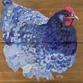 Blue Hen by Paul Bashore