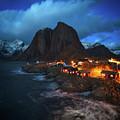 Blue Hour In Lofoten by Tor-Ivar Naess